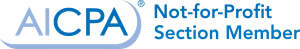 AICPA Non-profit Section Member Certification